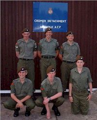Army Cadets Cromer Detachment